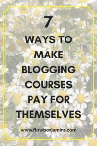 tips, money, online business, posts, social media, blogging courses