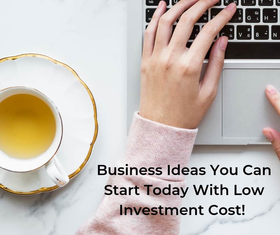 low cost investment idea