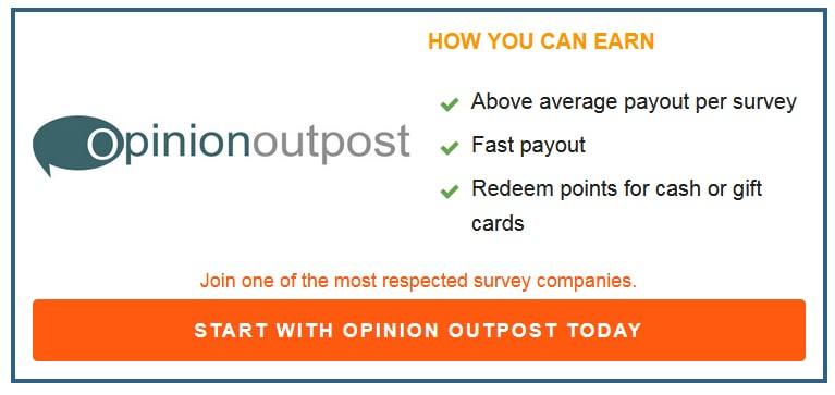 Opinion Outpost Box