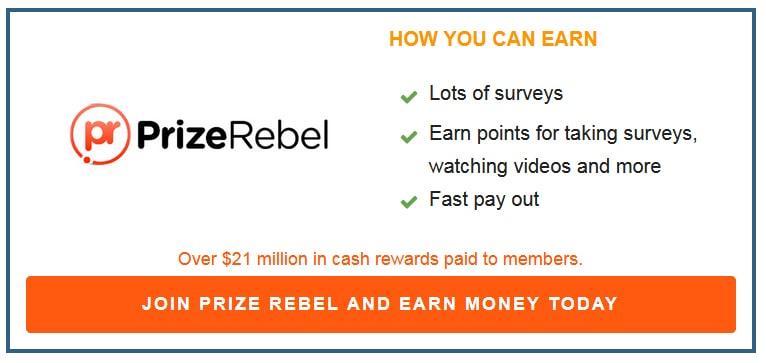 Prize Rebel Box