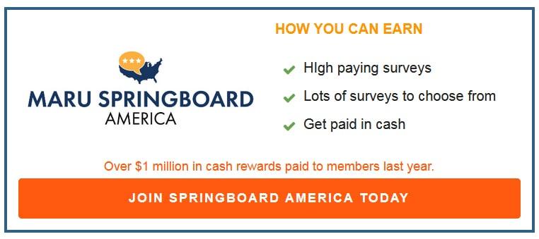Springboard America Box