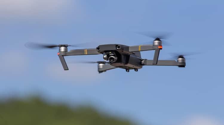 make money flying drones