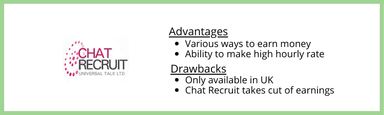 Chat Recruit Button