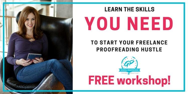 Proofread Anywhere Webinar