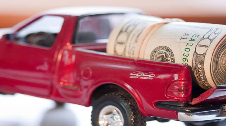 make money with a truck and trailer