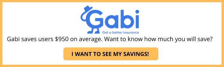Gabi Insurance Button